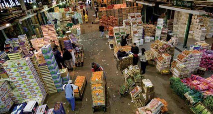 La caída en las ventas también se siente en el Mercado Central