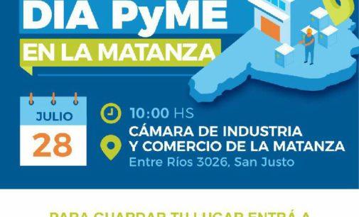 Invitación al Día PYME en la CICM