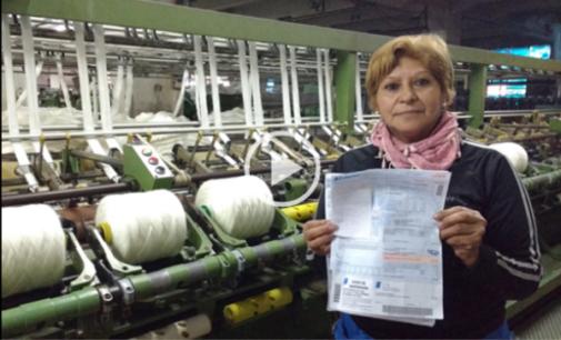 Las empresas recuperadas de La Matanza, en crisis por los tarifazos
