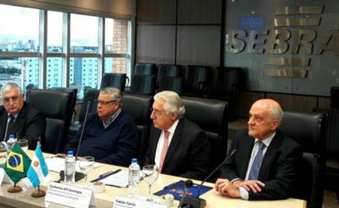 Encuentro PYME entre Argentina y Brasil para profundizar el comercio bilateral