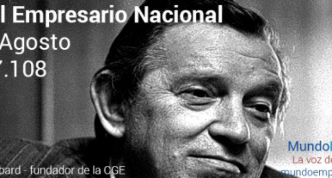 16 de Agosto: Día del Empresario Nacional