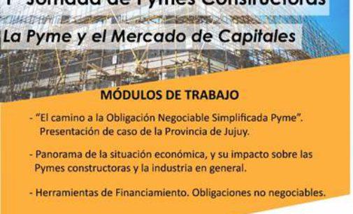 1º Jornada de PYMES constructoras en CAME