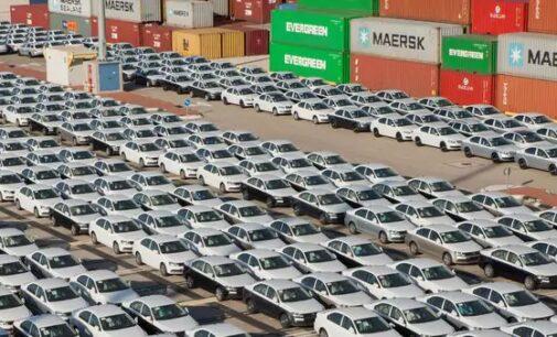 Las importaciones de autos brasileños hunden el saldo comercial