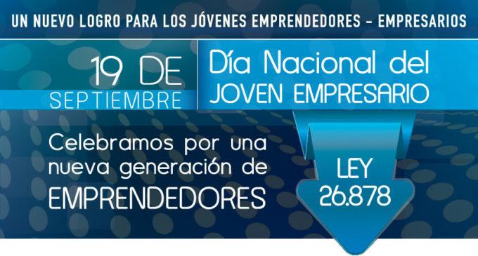19 de Septiembre: Día del Joven Empresario