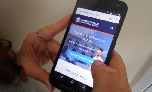 Lanzaron una bolsa de trabajo virtual para conseguir empleo en La Matanza