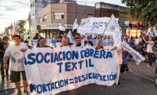 Denuncian despidos en la industria textil matancera