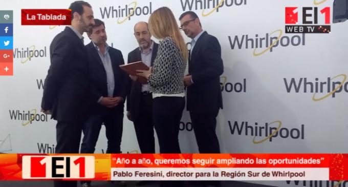 Whirlpool sumó la producción de lavarropas a su planta de La Tablada