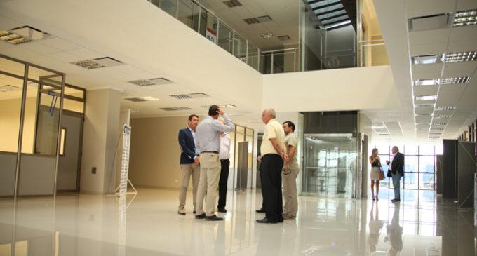 La empresa Siemens evalúa instalarse en el Polo Tecnológico de la UNLaM