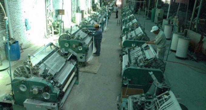 Continúa la caída de la industria textil bonaerense