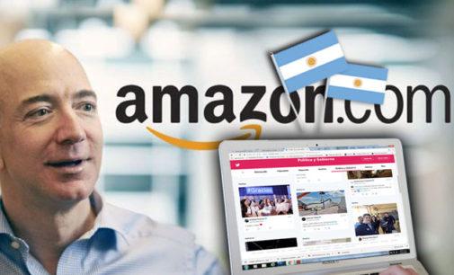 Amazon se instala en el país para dominar el resto de la región y ya lanzó la búsqueda de profesionales argentinos