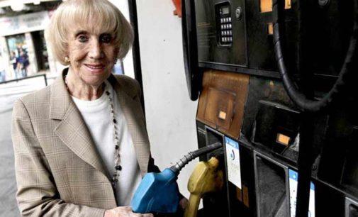 """La referente de los estacioneros advirtió que el sector está """"en un déficit total"""""""