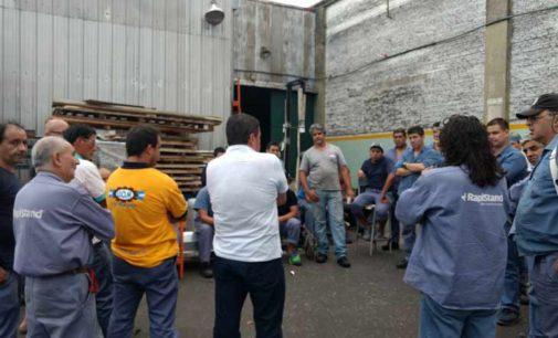 Los ministerios de Trabajo bonaerense y nacional intervinieron en los conflictos de Rapistand y Clorox