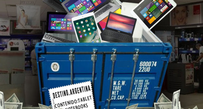 La importación de notebooks y tablets se dispara 200%: HP, Lenovo, Dell y hasta Apple disputan un negocio de u$s650 millones