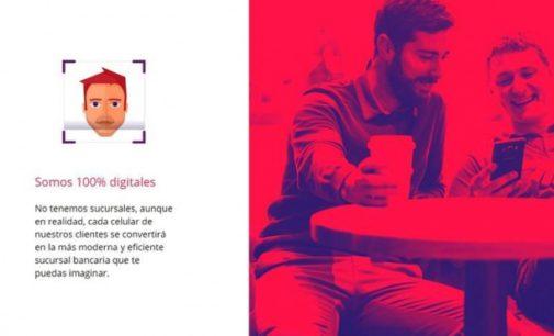 Comienza a funcionar el primer banco 100 % digital de Argentina