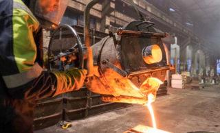 Los fabricantes locales de acero, preocupados por una medida de Trump