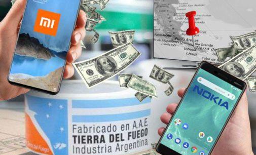 Tierra del Fuego resiste a la importación: producción de TV crece 90% y ahora Nokia y un gigante chino buscan socios locales para fabricar celulares