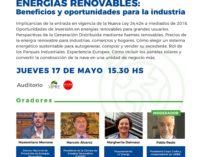 Ciclo de conferencias en el Polo industrial de Ezeiza