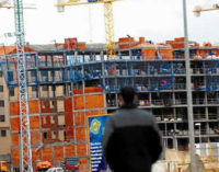 Los precios de la construcción aumentaron 7,3 por ciento en septiembre