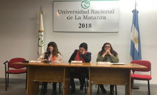 La UNLaM realizó un encuentro sobre construcciones de género en la literatura argentina