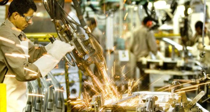 Según el INDEC, el uso de capacidad instalada industrial cayó a 61,1 por ciento
