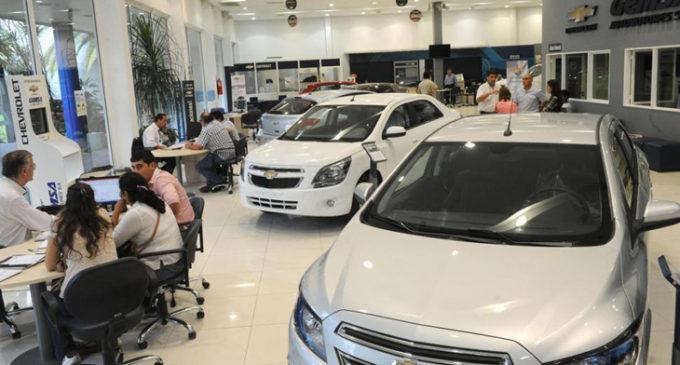 Industria automotriz, el rubro que registró el menor uso de capacidad instalada
