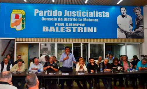 """El peronismo matancero rechaza el desdoblamiento: """"No saben gobernar y están desesperados"""""""