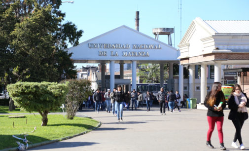 """""""La UNLaM es pública, gratuita y de excelencia"""""""