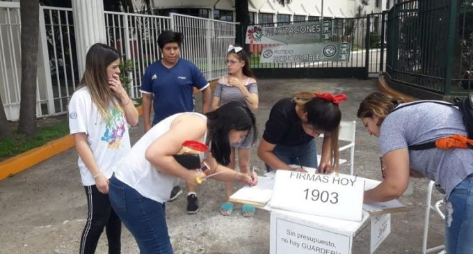 Estudiantes piden la implementación de una guardería en la UNLaM