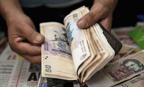 El Salario Mínimo, Vital y Móvil aumentará a 12.500 pesos desde marzo