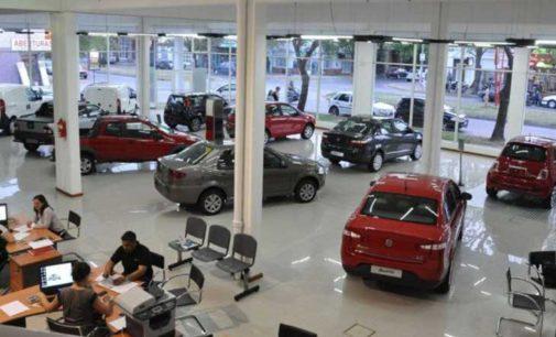 Advierten que la venta de autos cero kilómetro cayó hasta 50 por ciento