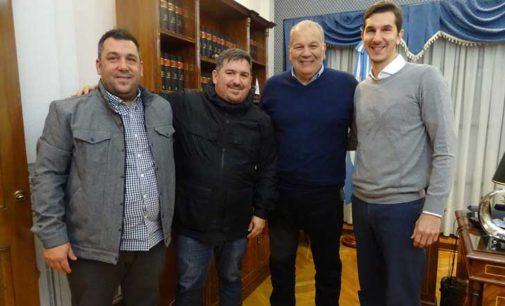 La UNLaM firma un convenio con el Club Almirante Brown
