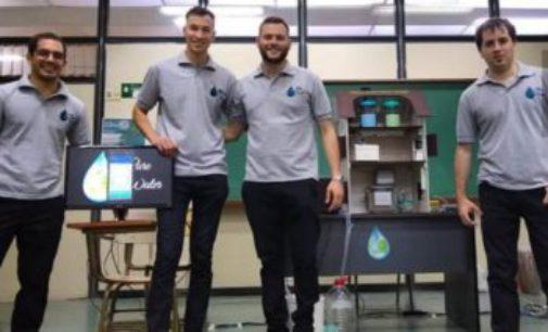 Alumnos de Ingeniería en Informática crearon un purificador de agua