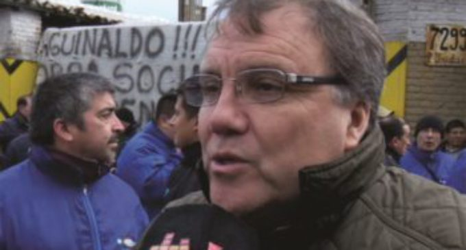La UOM local denuncia que algunas empresas instan a los trabajadores a romper la cuarentena