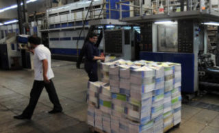 Previo al «efecto pandemia», la producción industrial PyME había crecido tras casi dos años