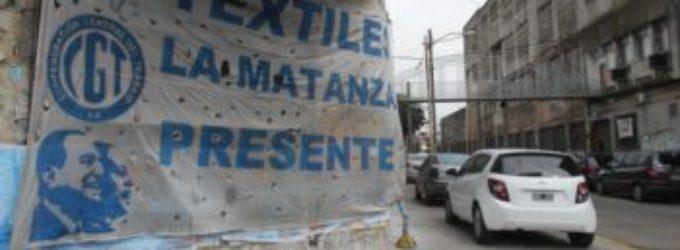 """Conflicto en la Textil Iberoamericana: """"Hay una promesa de ir solucionando la deuda que queda"""""""