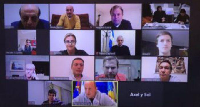 Kicillof reunió a los intendentes oficialistas de la Tercera y volvieron las críticas a la Ciudad