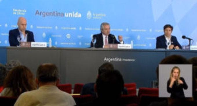 El Gobierno anunció la extensión de la cuarentena hasta el domingo 28 de junio inclusive
