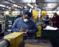 Más del 50 por ciento de la industria manufacturera ya opera con normalidad