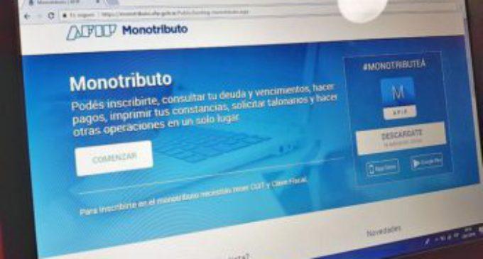 Hasta marzo, ningún monotributista será dado de baja por falta de pago
