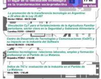Conversatorio en La Universidad Nacional de La Matanza