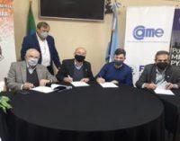La Cámara de Esteban Crovara firmó un convenio para el desarrollo de un Centro Comercial a Cielo Abierto